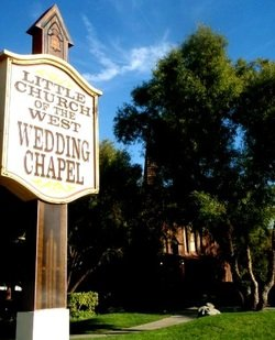The place to get hitched