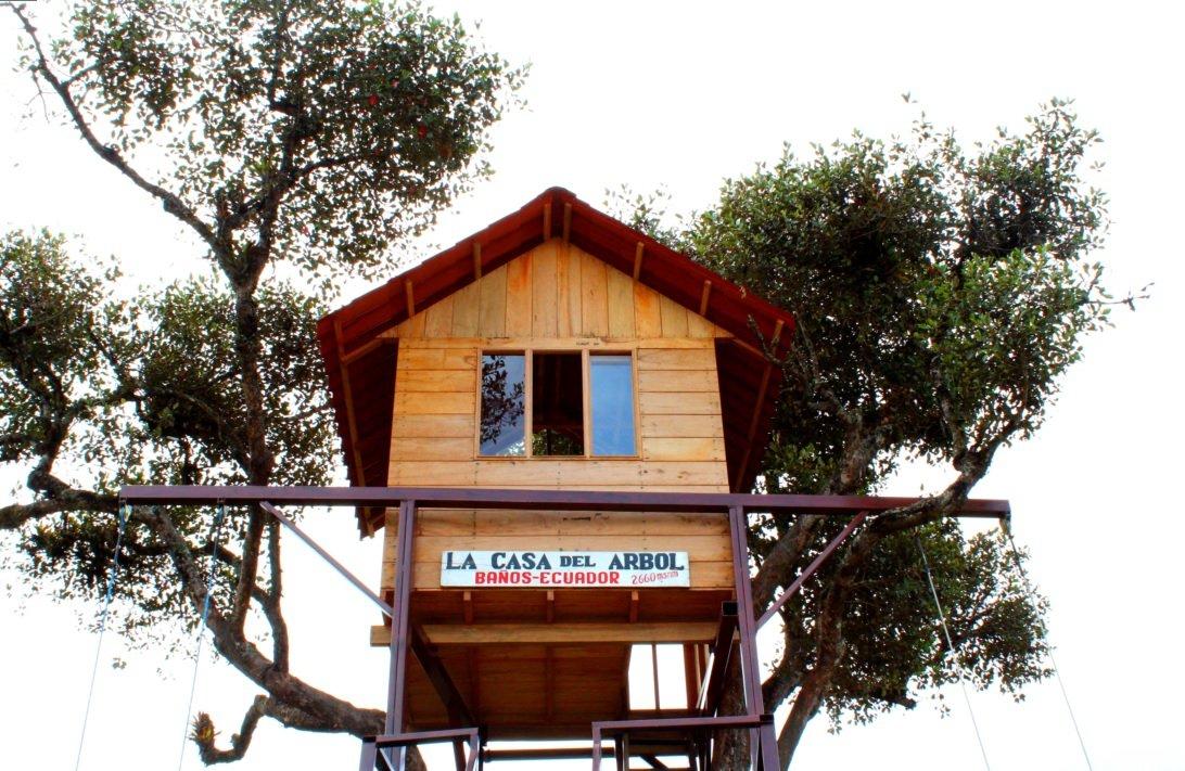 So treehouse!