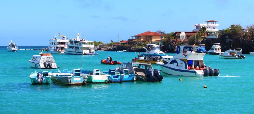 Santa Cruz Harbour