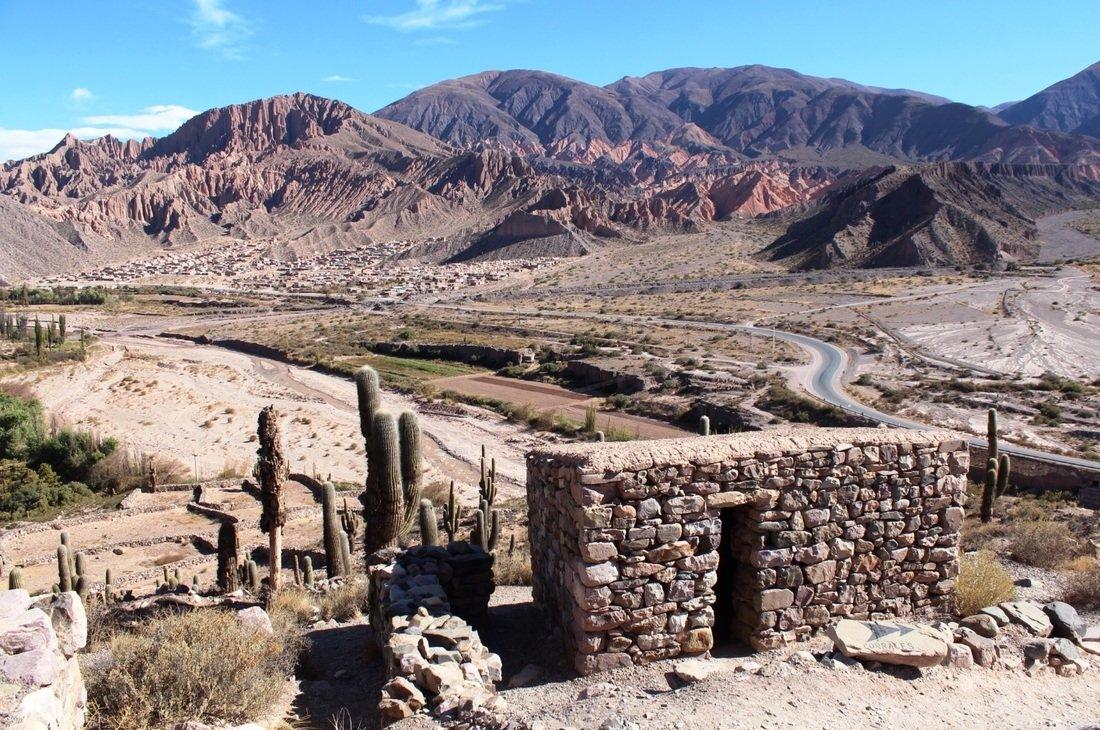 Pucara Inca Ruins
