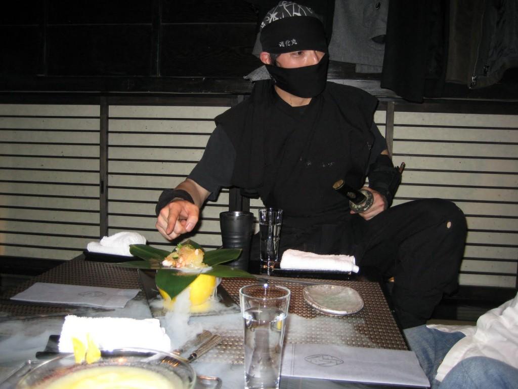 Ninja Restaurant