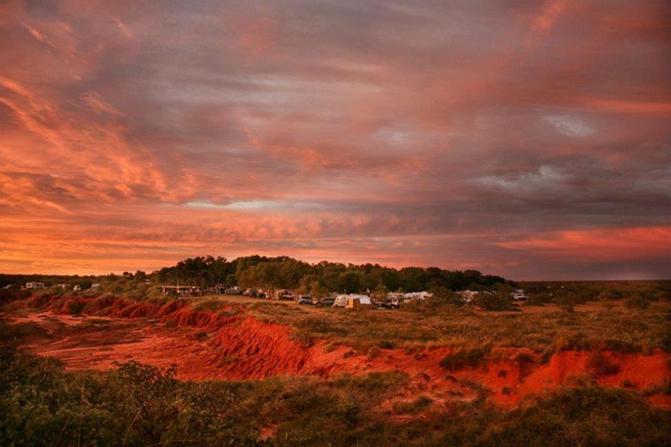 Incredible Kimberley skies. Photo Credit: Barnhill Station