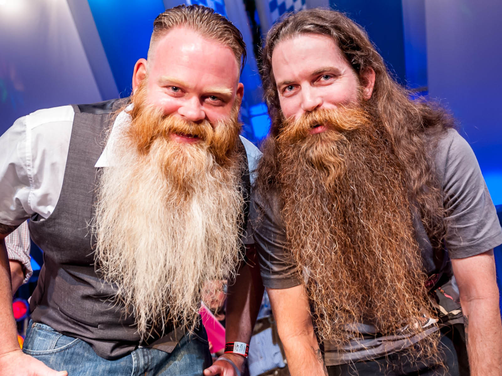 Alpine Beard Contest