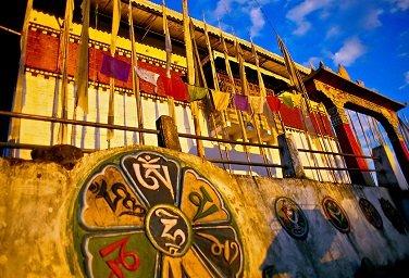 Pemayangtse Monastery West Sikkim || Photo Credit: Crooked Compass