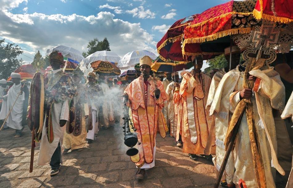 Timket Festival, Ethiopia
