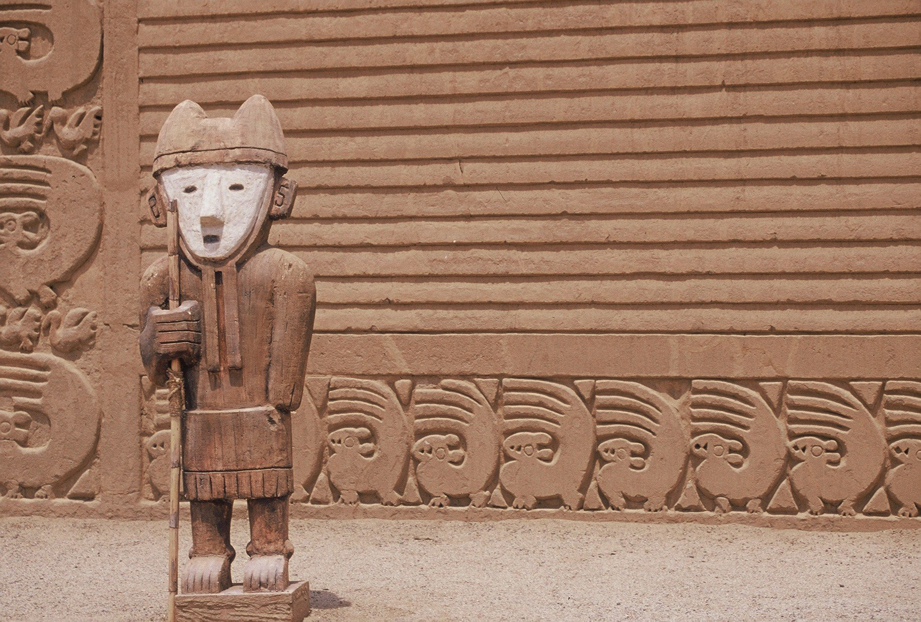 Chan Chan Culture of Northern Peru