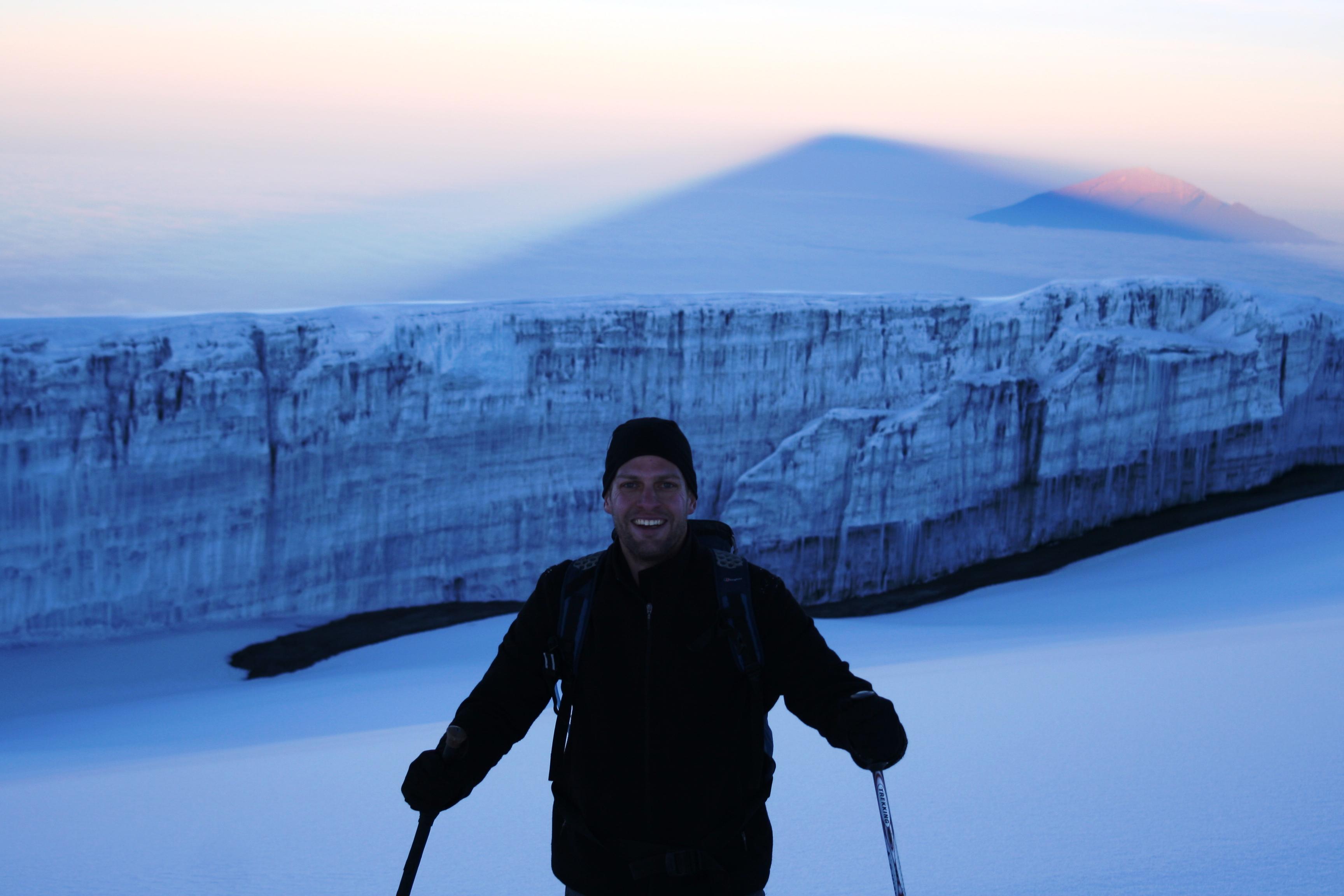 Ash Newland - Mt Kilimanjaro, Tanzania