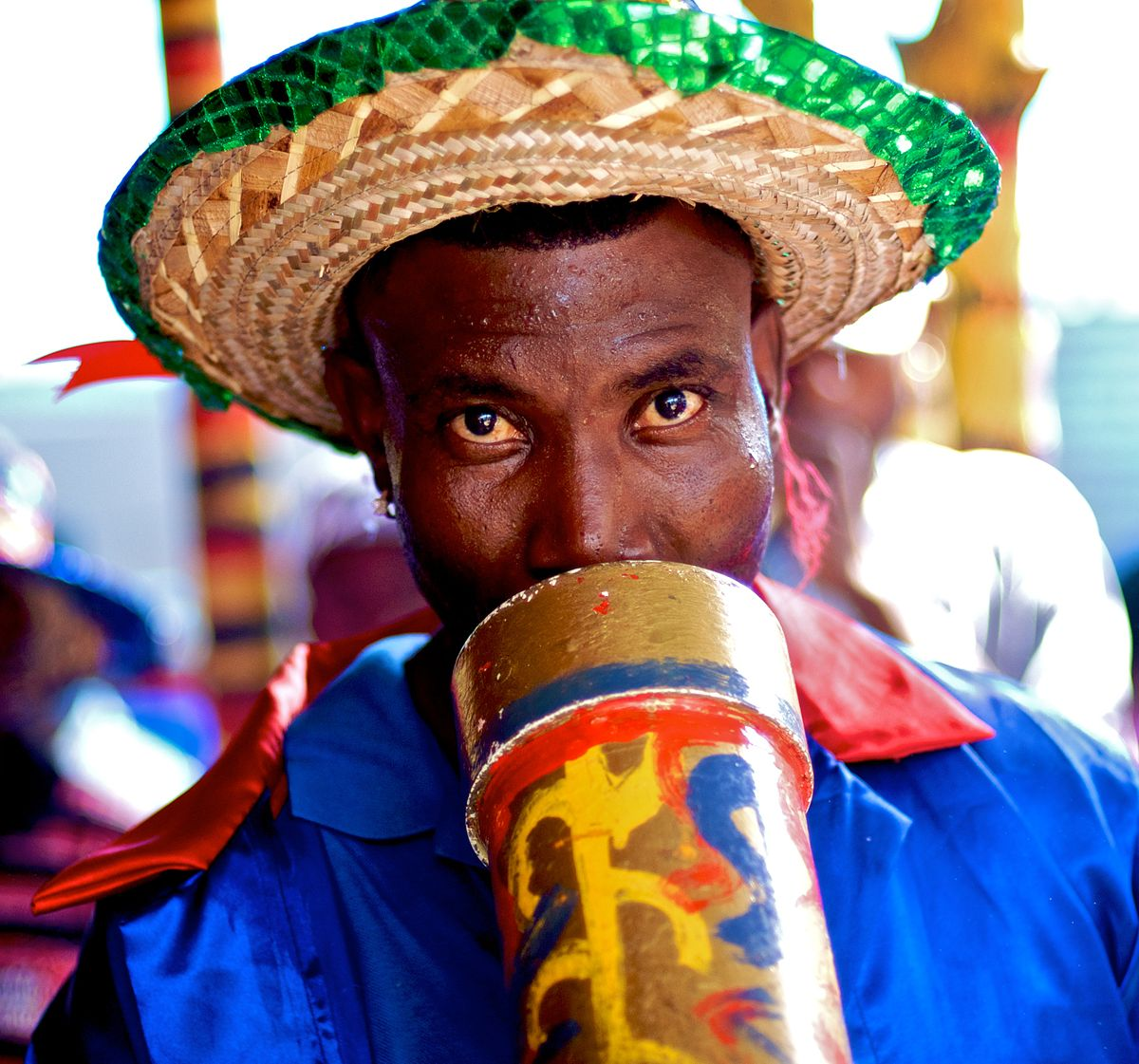 Traditional Haitian Clothing For Men