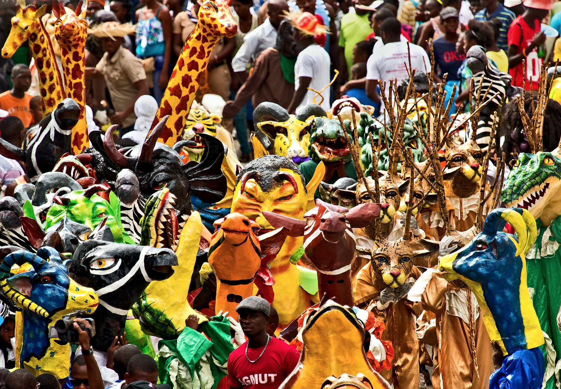 Costumes of Carnival