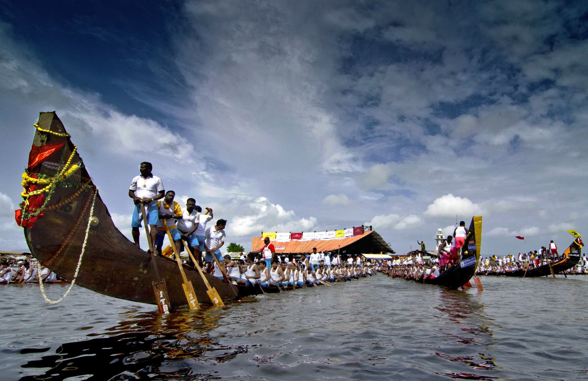 The Nehru Trophy Boat Race
