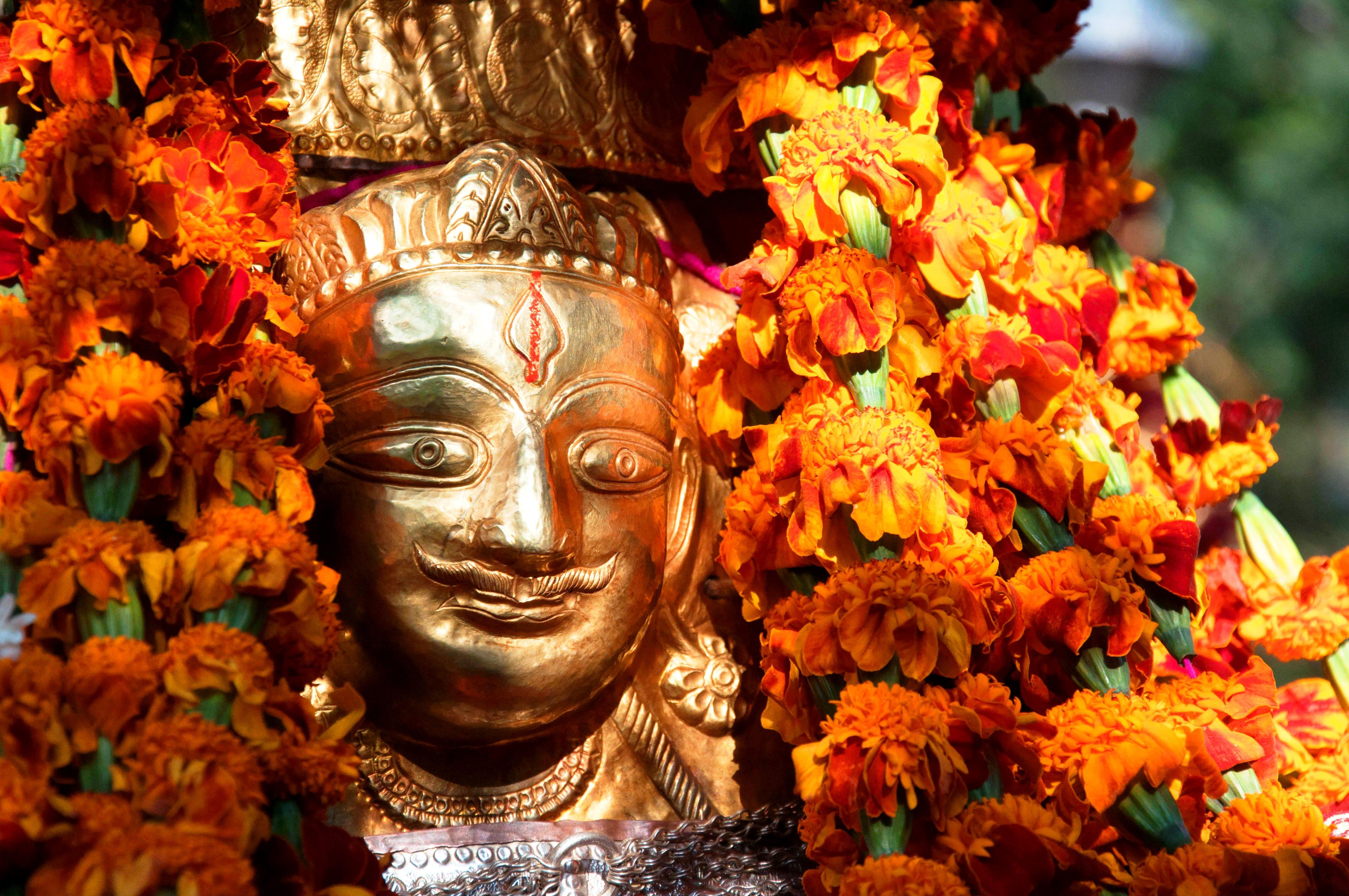 Deity of Raghunath