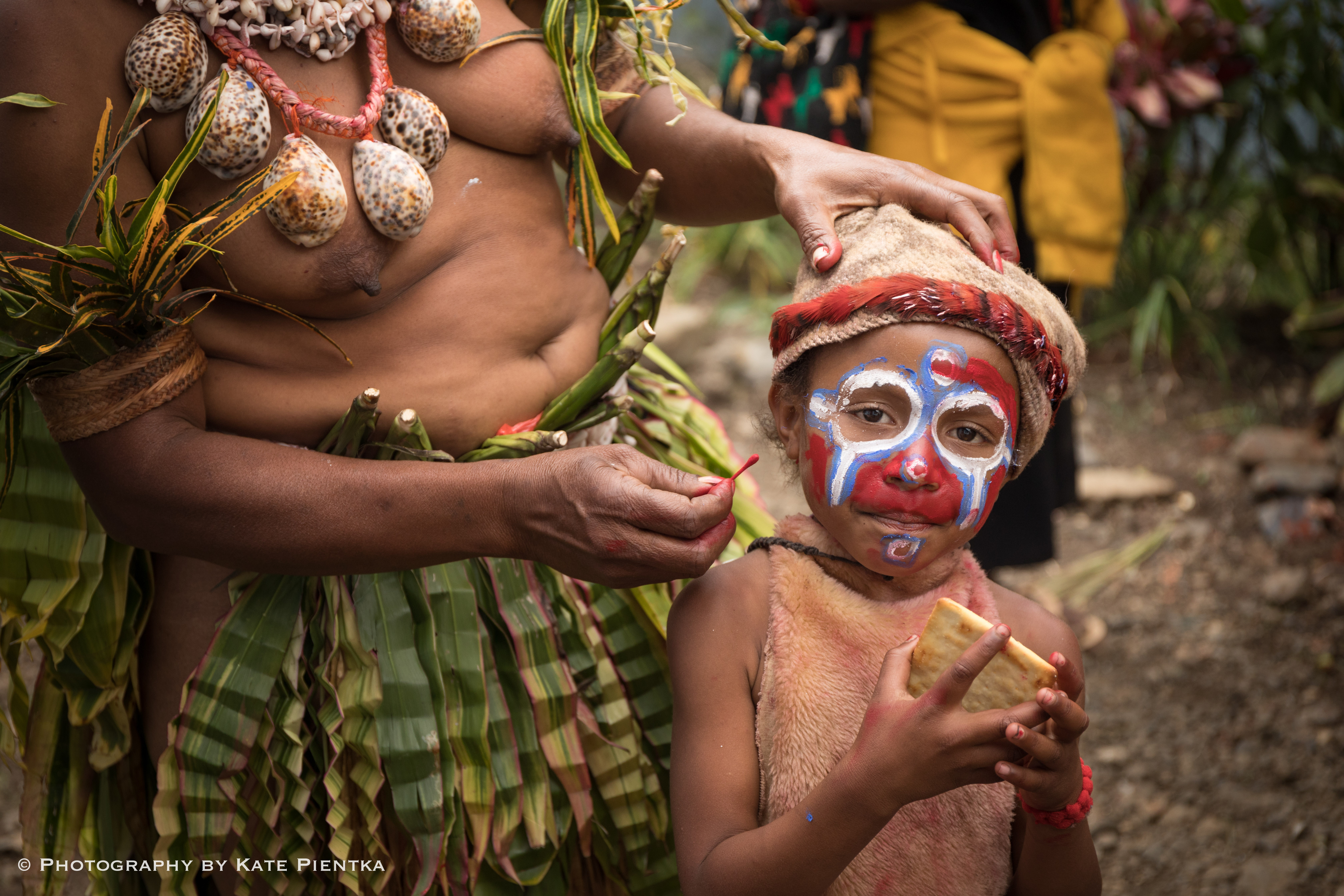 Kate Pientka Goroka Festival, PNG, Crooked Compass