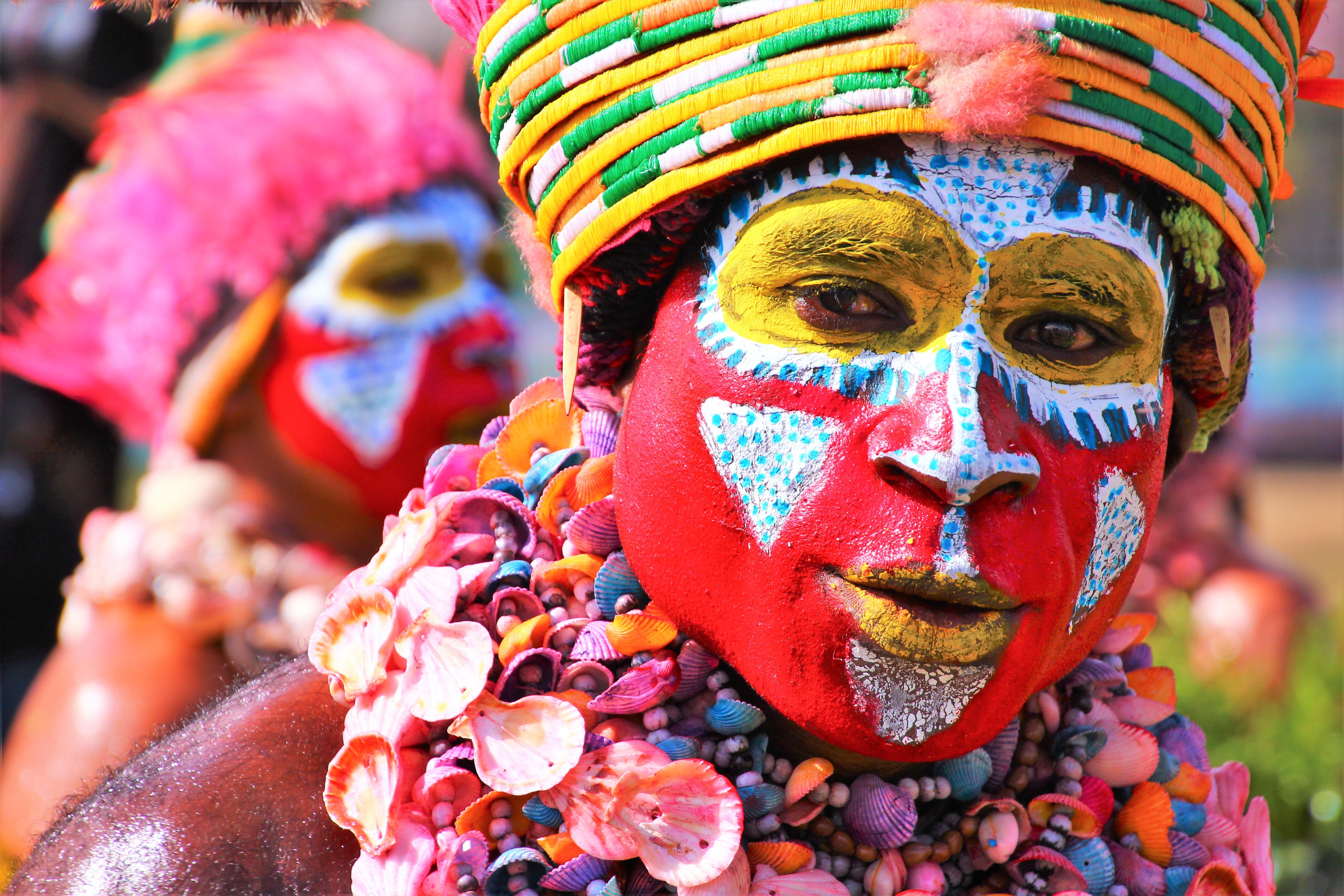 Goroka Cultural Show - Crooked Compass