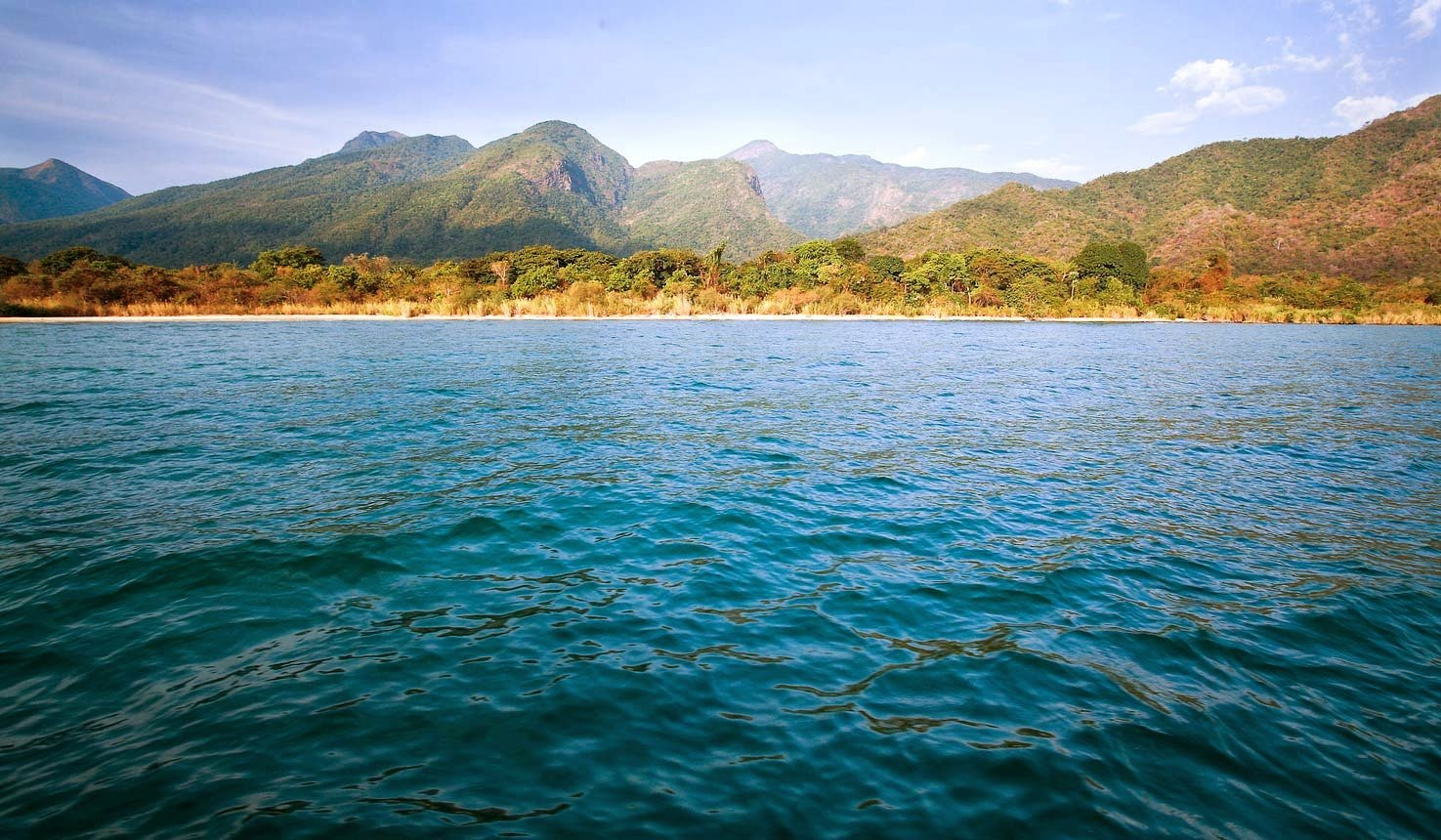 Lake Tanganyika, Burundi, Lakes, Africa, Crooked Compass