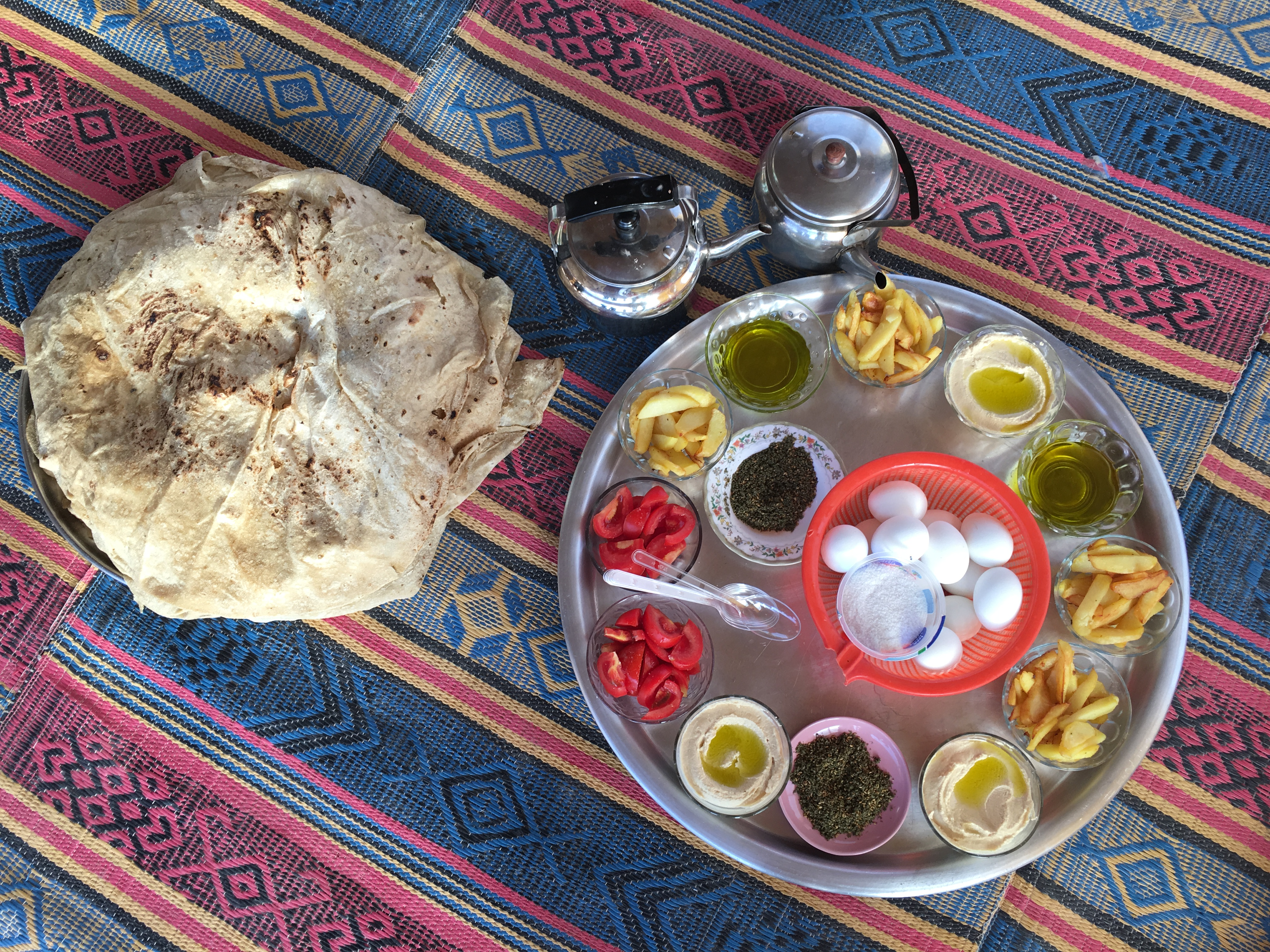 Bedouin Food, Community, Hiking, Palestine, Crooked Compass