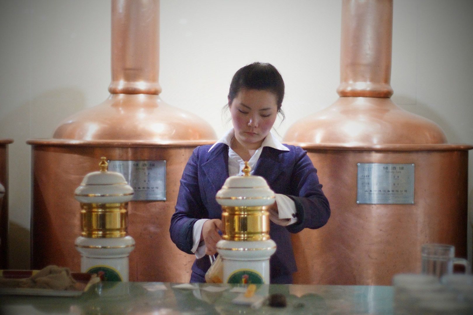 How about crisp 'Kim Jong-Ale' - North Korea has a surprising microbrewery culture
