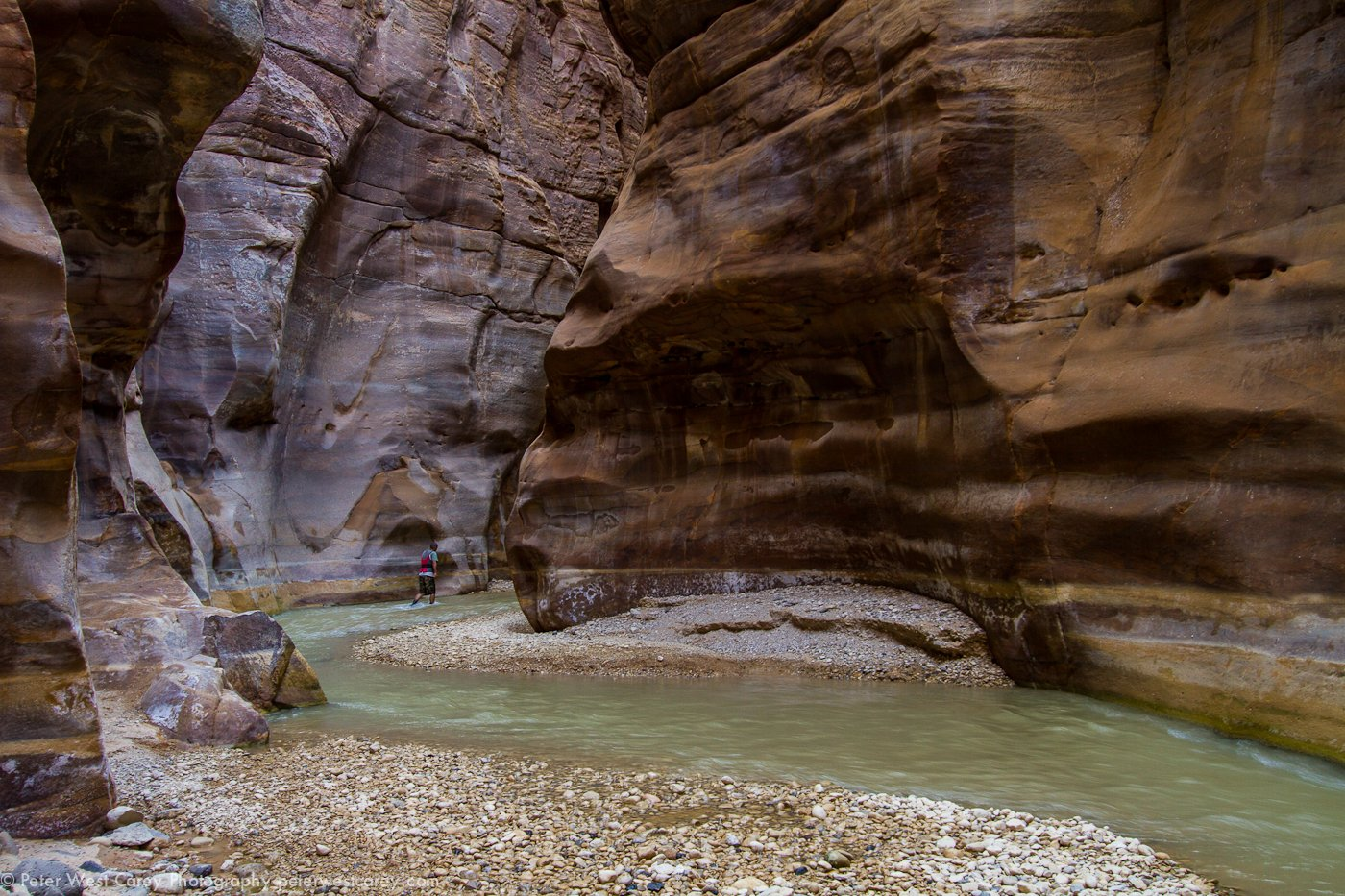 Mujib Biosphere Reserve, jordan, hiking, crooked compass Photo Credit: thecareyadventures.com