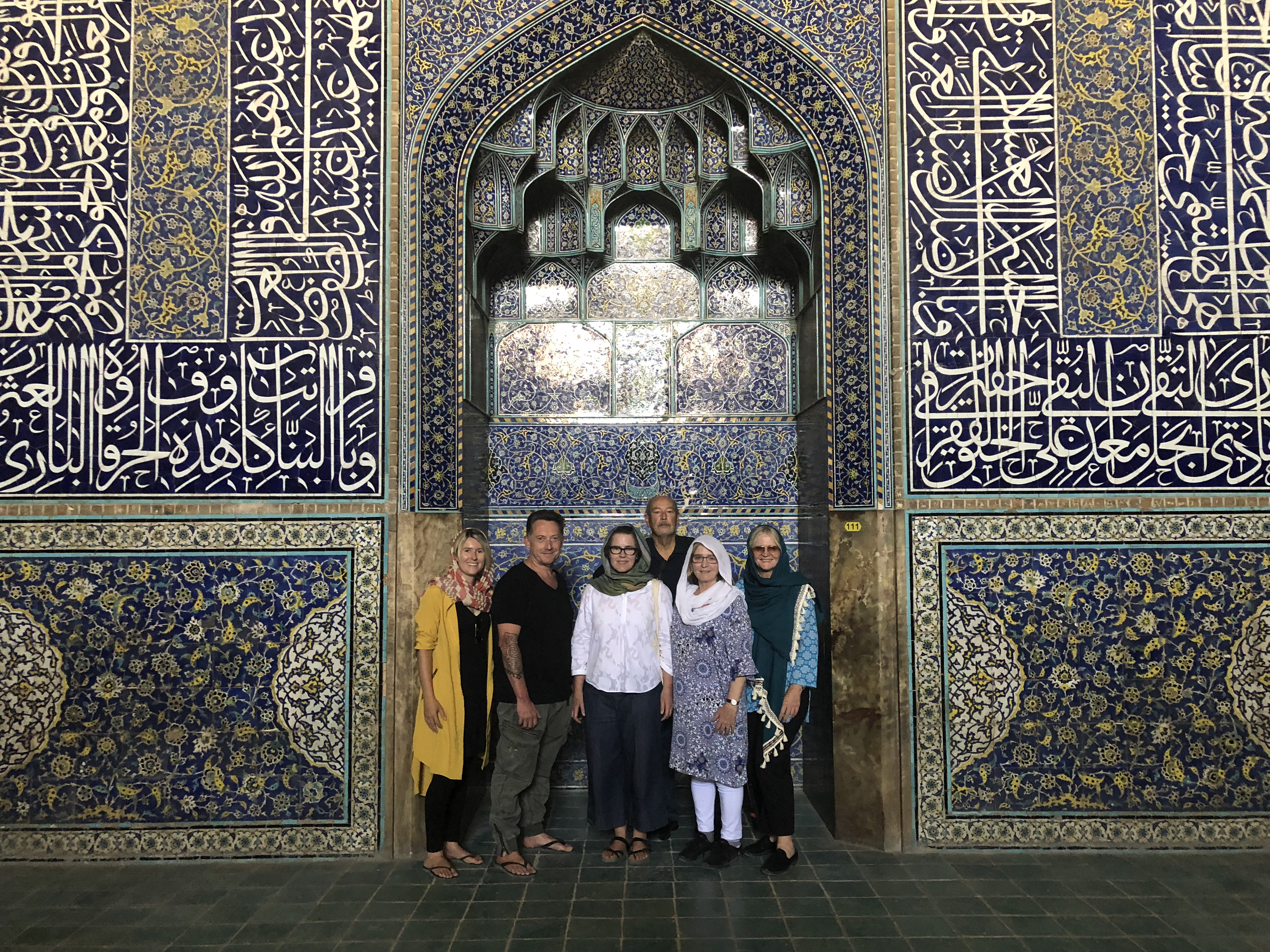 t is compulsory to wear a Hiajb in Iran | Photo Credit: Crooked Compass