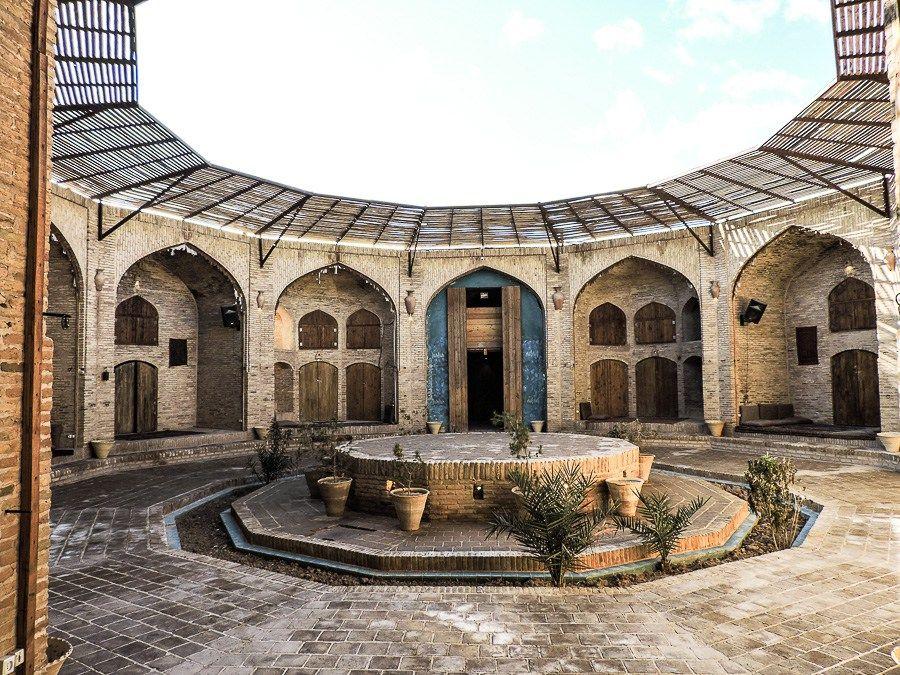 Zein-o-Din Caravanserai Hotel, Yazd