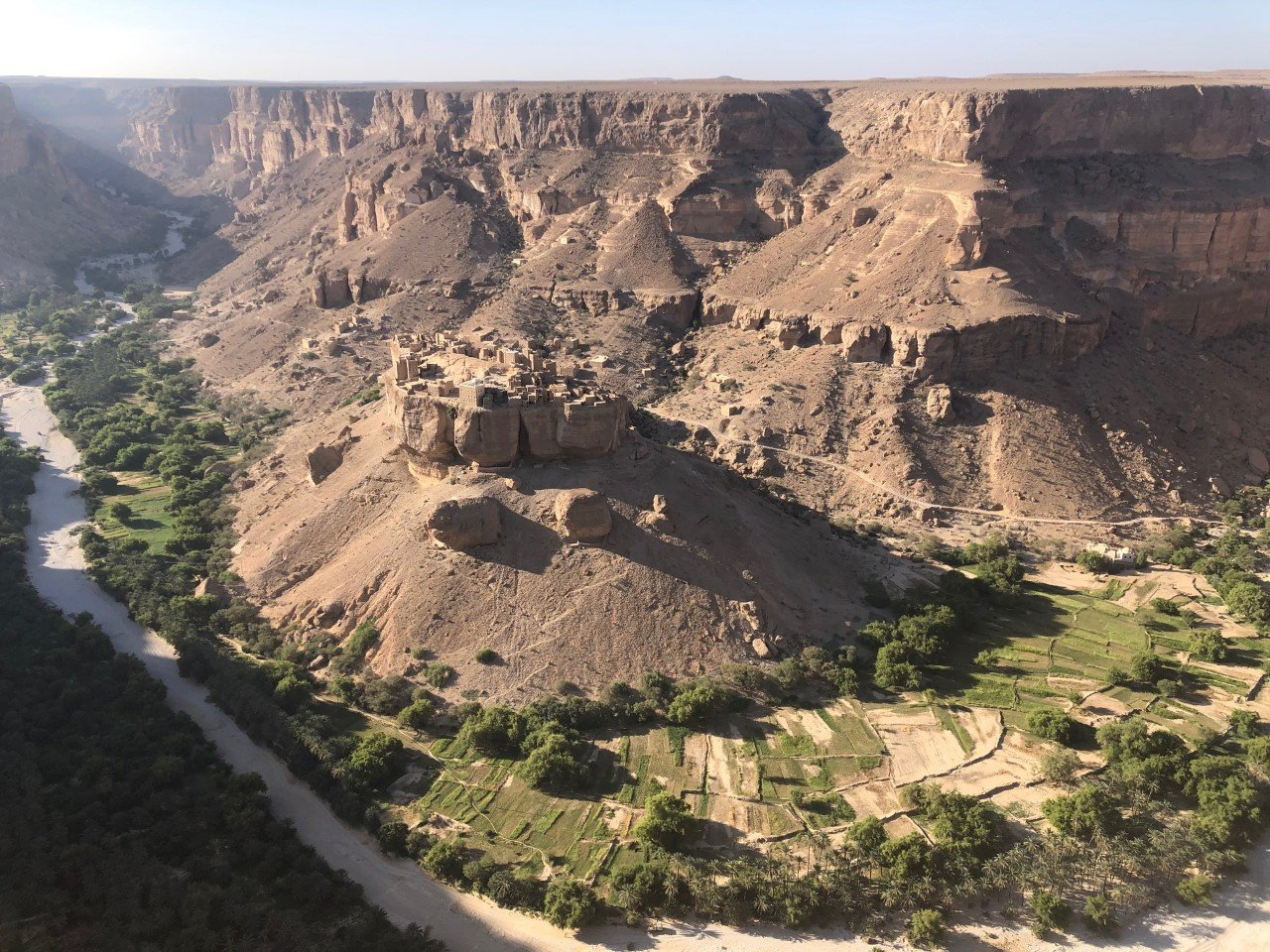 Hayd al Jazeel, Wadi Dawan. Photo credit: Lisa Pagotto