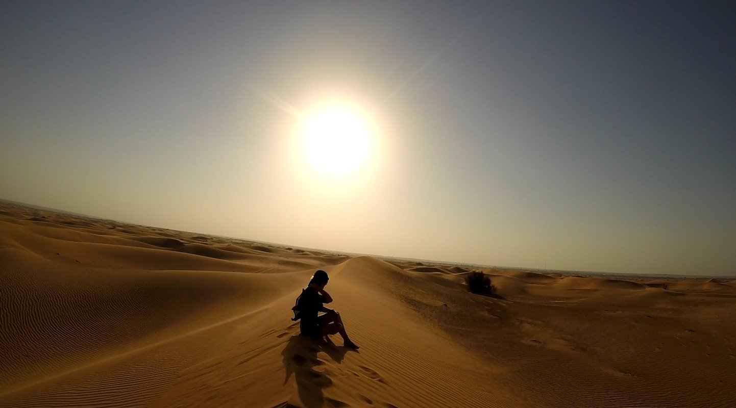 The Middle East is Lisa's favourite part of the world to explore