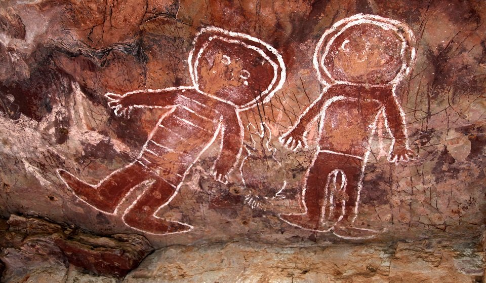Indigenous rock art in some of the countries most inaccessible reaches