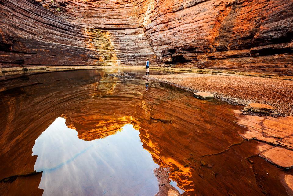 Karijini National Park - Photo credit - Australia's North West