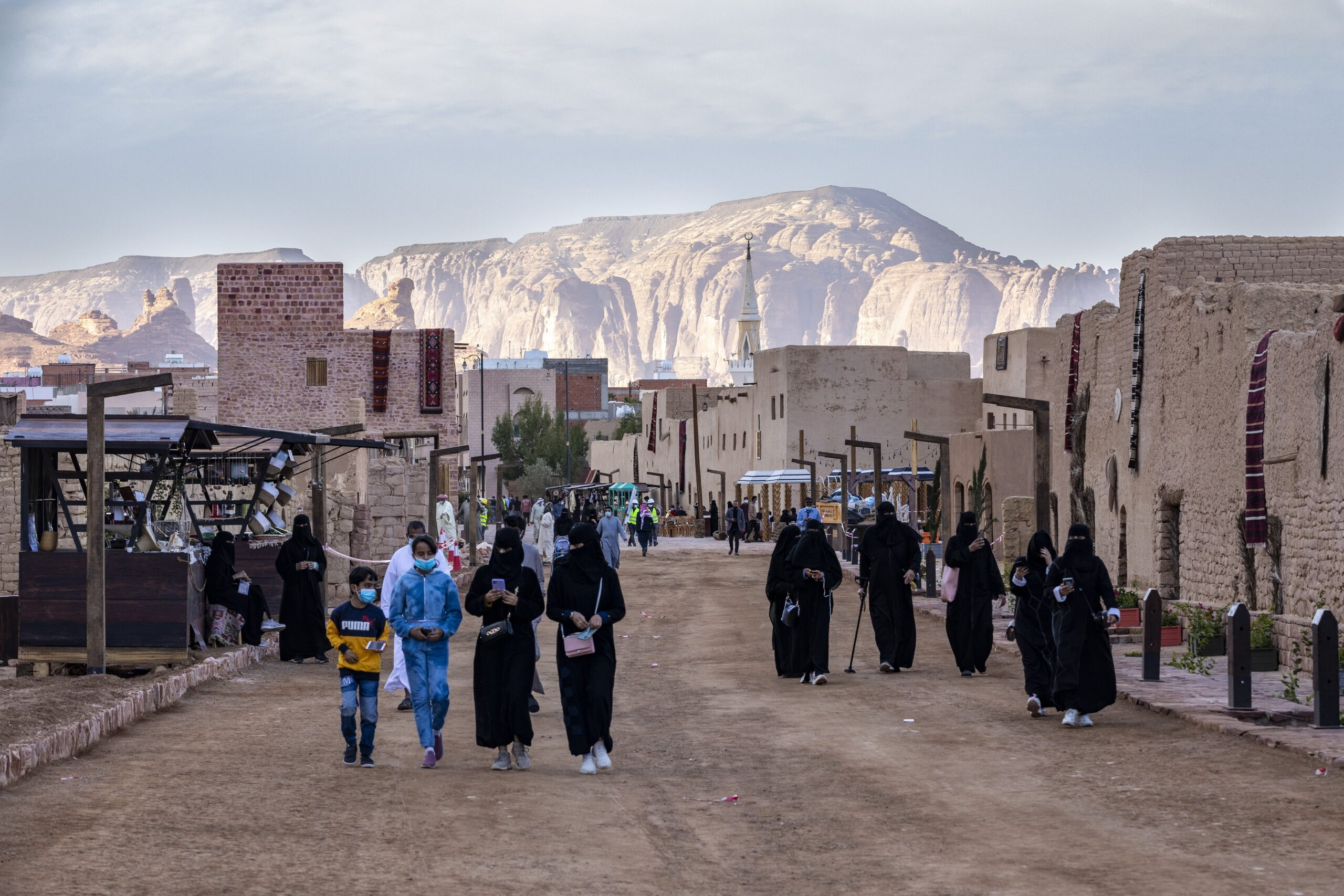 AlUla old town